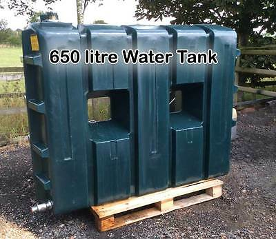 Water Tank - Rainwater harvesting - Water storage 1100 Ltr