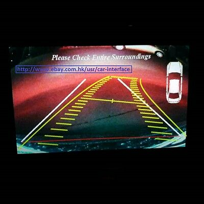 B200 w246 NTG4.5 COMAND Reverse Camera Interface for Mercedes Benz AUDIO20