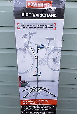 new unopened Powerfix profi bike workstand