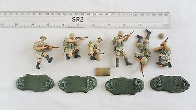 Forces Of Valor Ww2 - Plastic Soldiers - Please See Below