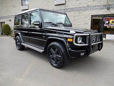2008 Mercedes-Benz G-Class  2008 MERCEDES-BENZ G500, ONLY 48,000 MILES, EXCEPTIONAL CONDITION