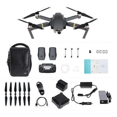 DJI MAVIC PRO Fly More Combo Camera Drone UK next day delivery