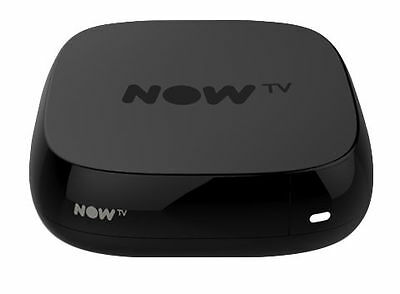 NOW TV Box Digital HD Media Streamer NO PASS, BRAND NEW