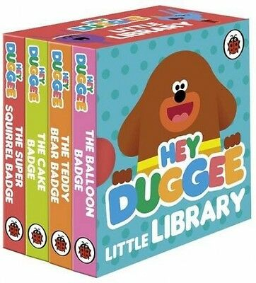 Hey Duggee: Little Library (Board Book)