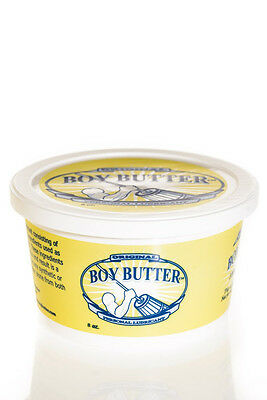 NEW Boy Butter Original Oil Based Personal Lubricant Tub 240g