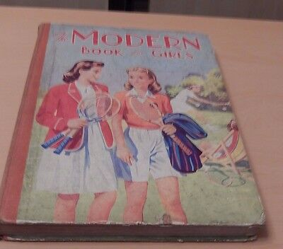The Modern Book for Girls by Birn Brothers Circa 1951