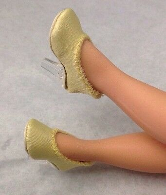 Madame Alexander Cissette Doll Pair Of Heels Shoes