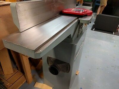 Delta Professional Jointer 6 inch, extra long tables