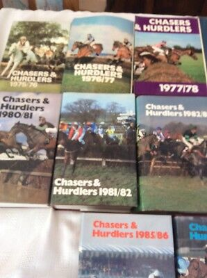 Timeform chasers/hurdlers collection