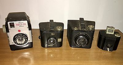 Vintage Kodak Brownie Lot – Baby Brownie, Bull's-Eye, Six-16, Six-20