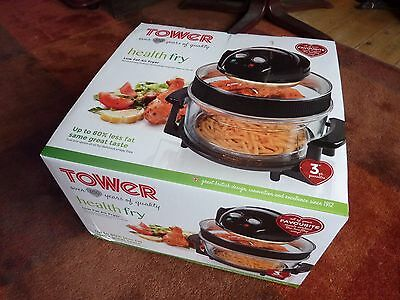 Tower Low Fat Air Fryer - never took out of box