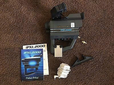 Modified Pxl 2000 Pixelvision Camcorder Pxl2000 Avant Garde Video Movie Camera