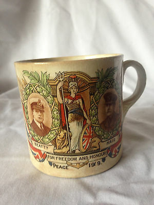 1919 Haig Beaty Peace Mug Given To Children Of West Bromwich Local History Ww1