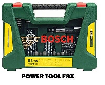 savers choice Bosch Drill/Screwdriver Bit Accessory Set 2607017195 3165140726962