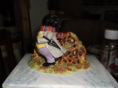 Royal Doulton Wind In The Willows Ww9 Every Mole Possessed A Face