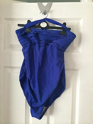 Maternity swimsuit from Next. Size 10