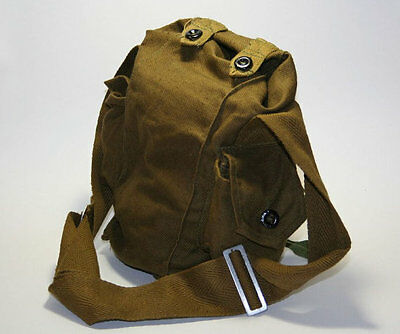 Russian Gp-5 Gas Mask Canvas Bag Military Army Indiana Jones shoulder small bag