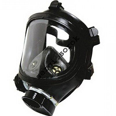 Full Face Facepiece GENUINE Gas Mask Respirator GP-9 NBC NUCLEAR WAR filter 2016