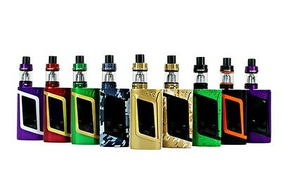 Authentic Smok Alien 220w starter kit w TFV8 Baby Beast All Colors USA SELLER!!!