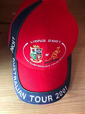 Brand New & With Tag - 2001 British Loins Tour Of Australia.