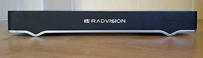 Radvision Scopia XT5000 Video Conferencing System No Power Supply