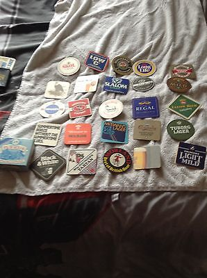 Beer Mats Job Lot