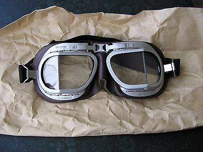 Goggles,    Flying-Motorcycle Halcyon  (Used once)