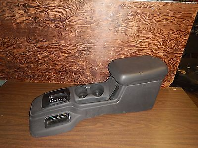 Jeep Grand Cherokee ZJ 93-98      OEM  Grey Center Console       FREE SHIPPING