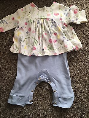 Baby Girl Up To 3 Months Mothercare Outfit
