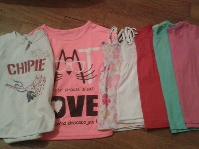 Lot de 6 tee shirt 4 ans