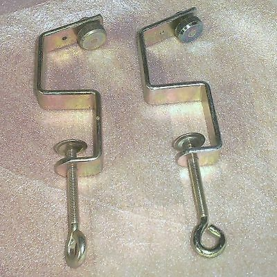 Table Clamps for Brother Bulky ribber KR-230