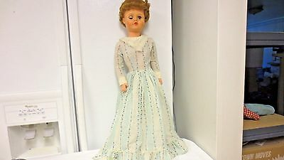 """1950's Grocery Store Supermarket 28"""" Soft Rubber doll-Neck mkd Play........"""