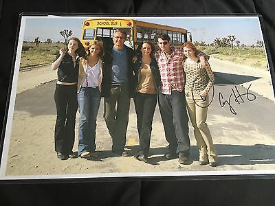 Buffy The Vampire Slayer Alyson Hannigan Willow Signed Print From Finale Chosen!