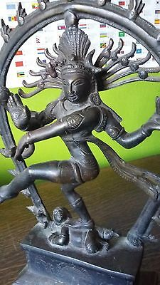 Shiva Antique Statue from India