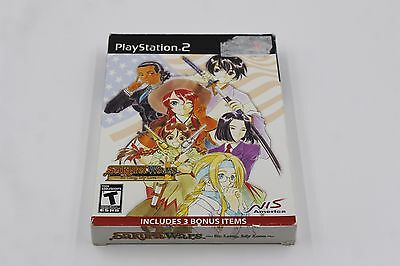 Sakura Wars: So Long, My Love (PS2) Collector's Edition