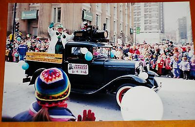 Photo Ford Model A Pickup At Montreal St Patricks Day Parade In 2002