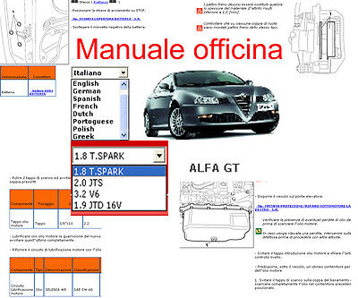 elearn manuale tecnico d officina fiat idea rapidshare. Black Bedroom Furniture Sets. Home Design Ideas