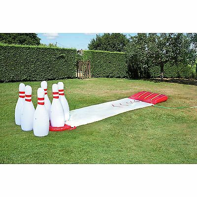 Chad Valley Slide and Splash Inflatable Bowling. From the Argos Shop on ebay