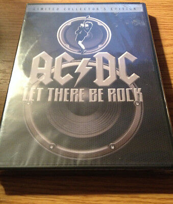 ac/dc: let there be rock Brand new Sealed last one !