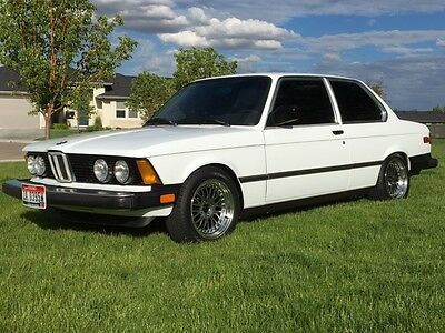 1980 BMW 3-Series  1980 BMW 320I EXTREMELY CLEAN