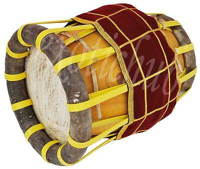 Thakil~Thavil~South Indian Drums~Made With Jackfruit Wood~Real Item Images-