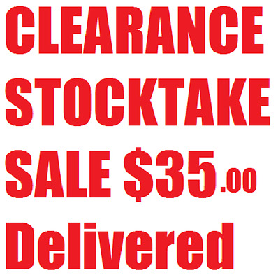 Scuba Diving Weights $35 Stocktake Clearance