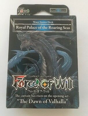 Force of Will - The Dawn of Valhalla Royal Palace of the Roaring Seas Water Deck