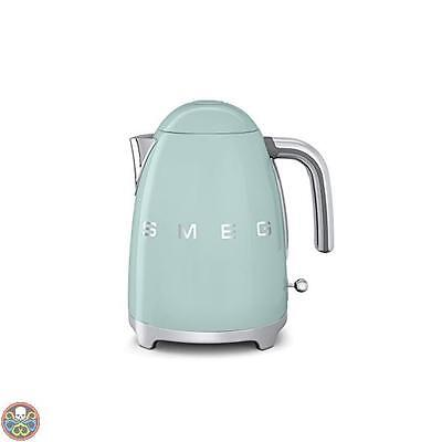 Smeg Green Klf01 1.7L 2400W Electric Kettle - Electric Kettles 2400 W Nuovo