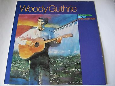 Woody Guthrie ‎– Columbia River Collection   vinyl