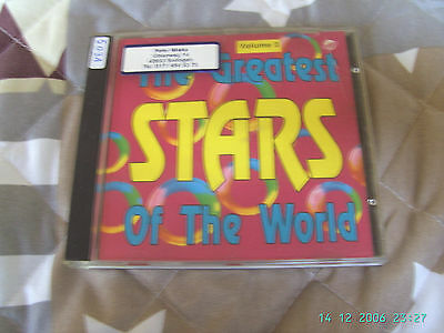 The Greatest Stars Of The World Vol. 3, 1 CD