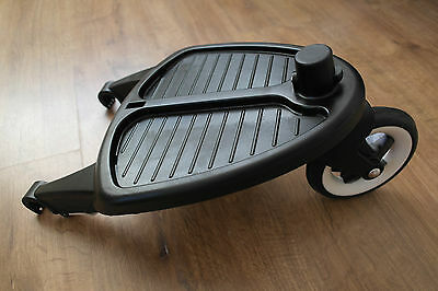 Bugaboo wheeled board with adapters donkey/buffalo