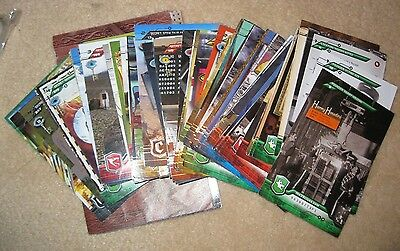 90 39 Clues collector cards