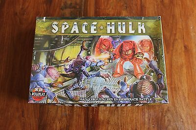 Space Hulk 1st Edition Games Workshop