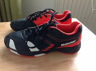 Babolat boys all court tennis trainers 5.5